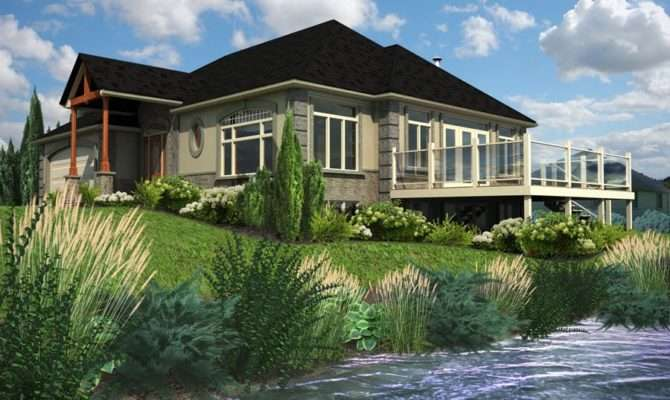 Best Small Waterfront Home Plans Ideas