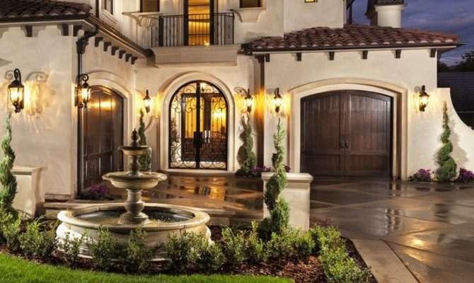 Best Spanish Villa Style Pinterest