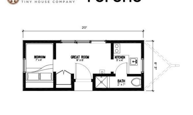 Best Tiny House Floor Plans Trailers