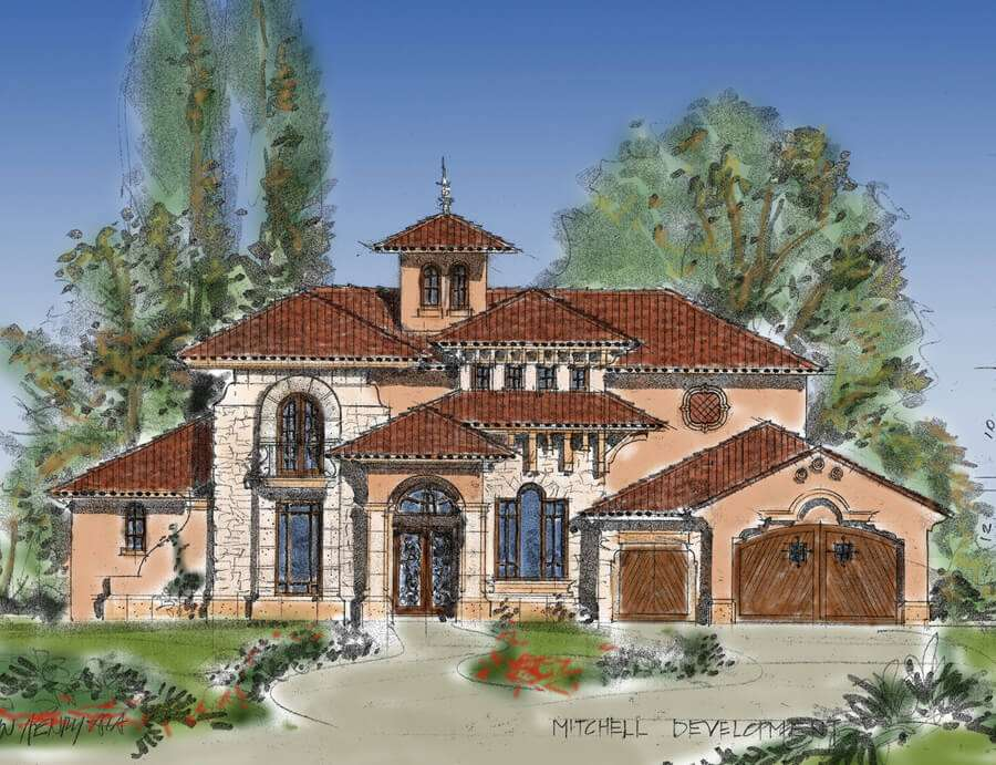Best Tuscan Home Design