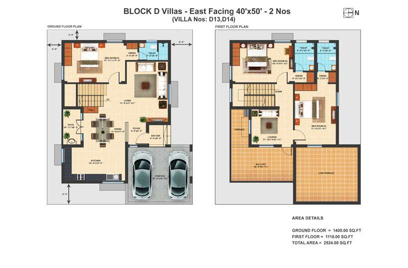 emejing 40 x 50 house plans india ideas - best image 3d home