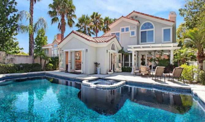 Big Beautiful Mansions Pools Houses