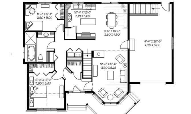 Big Country Style Hmaffdw House Plan Frontdoor