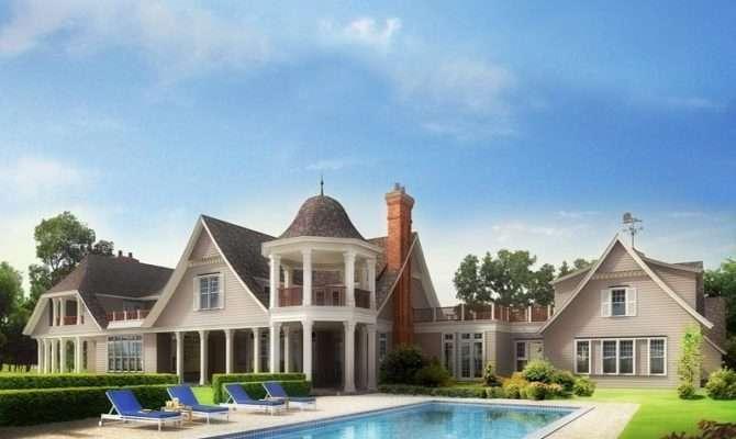 Big Fancy Houses Our Weekender