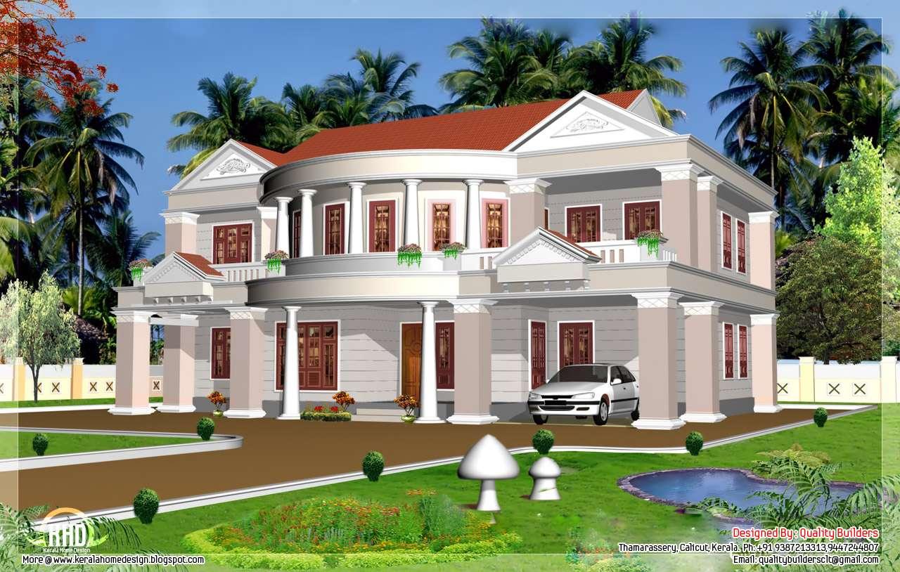 Big House Elevation