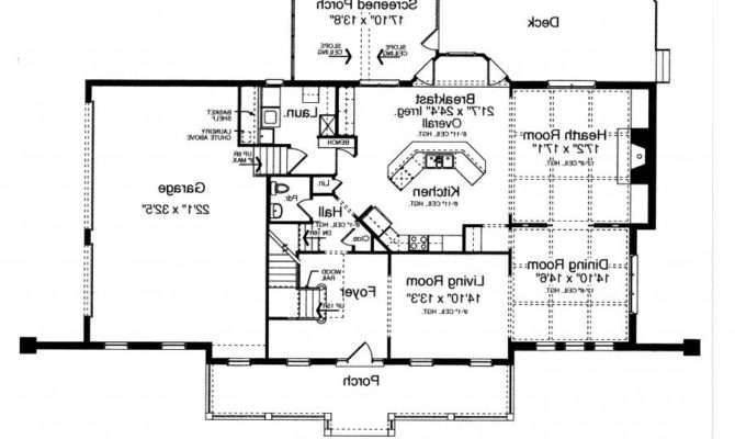 Big Impression Hwbdo Colonial House Plan Source