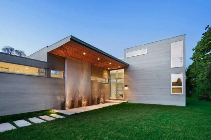 Big Modern House Agricultural Reserve Views
