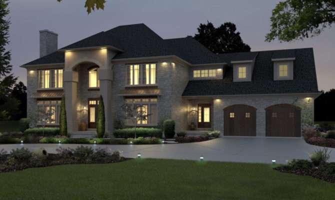 Big Modern House Plans Architecture Plan