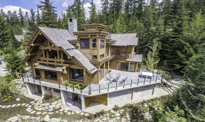 Big Timber Chalet Luxury Villa Vacation Rentals