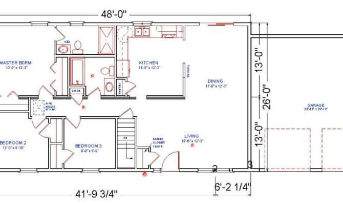 Birchwood Modular Ranch House Plans