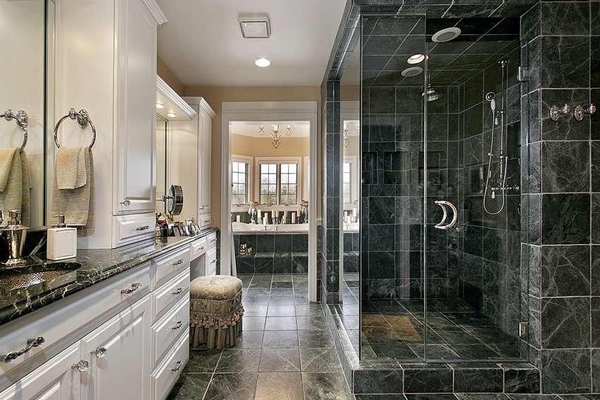 Black White Bathroom Ideas Design