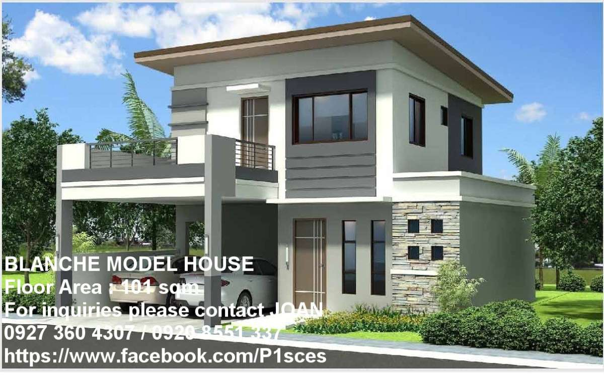 Blanche House Model Moldex New City Metrogate San Jose