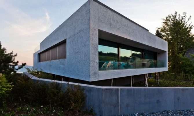Block House Cost Concrete Designs Simple