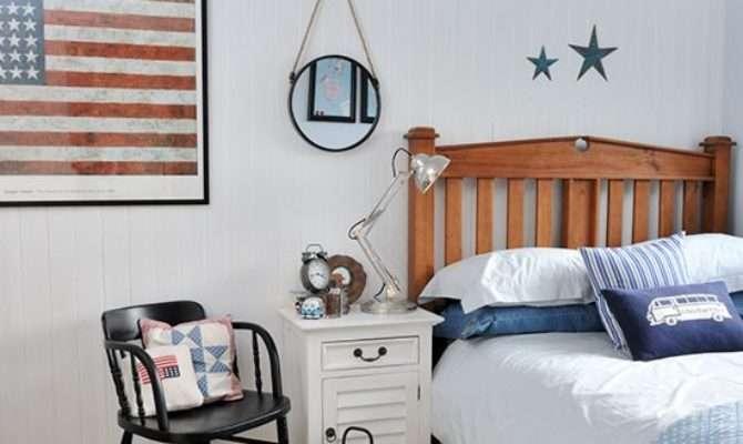Boy Bedroom Take Inspiration New England