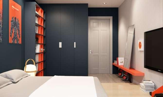 Boys Bedroom Design Interior Ideas