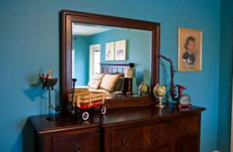 Boys Room Ideas Vintage Toys Theme