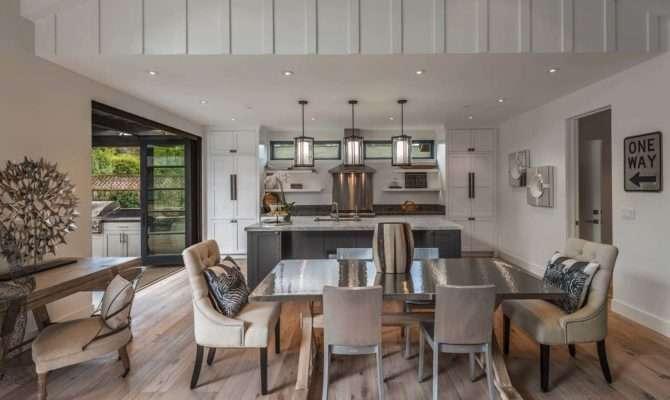 Breathtaking Modern Farmhouse Style Retreat Napa Valley