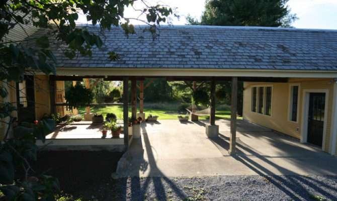 Breezeway House Plans Find