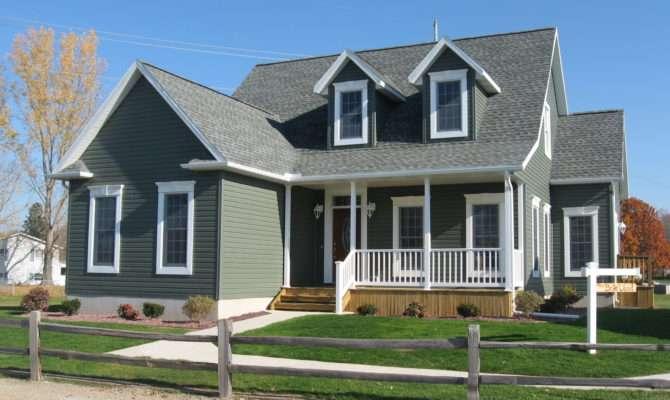 Briarwood Cape Cod Beauty Lake City Homes