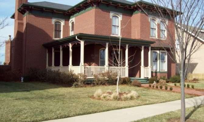 Brick Designs Homes Front Porch