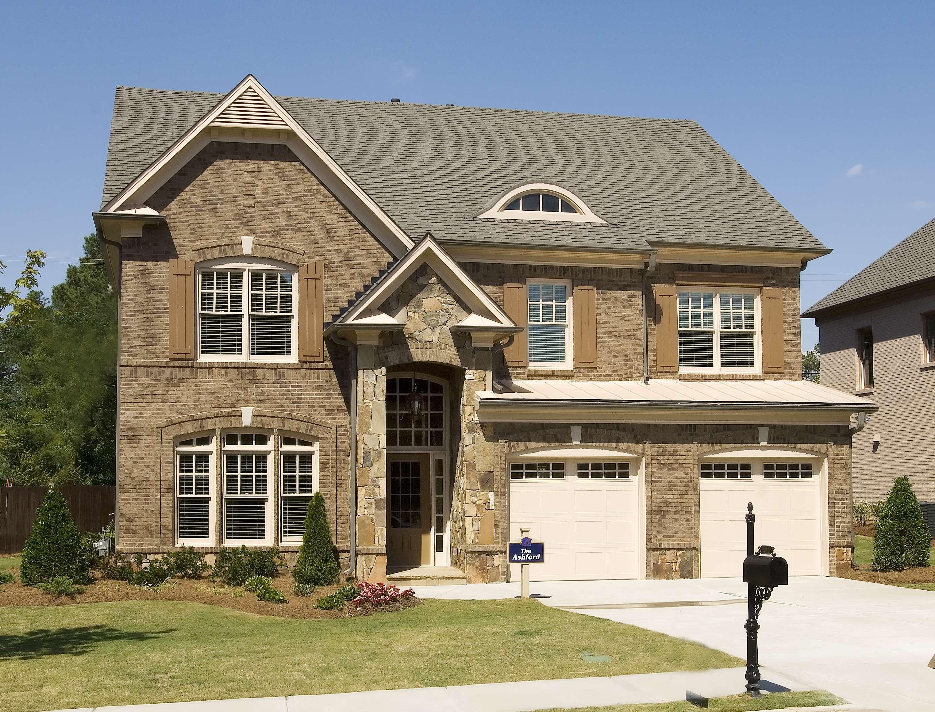 Brick Home Designs Hdesktops