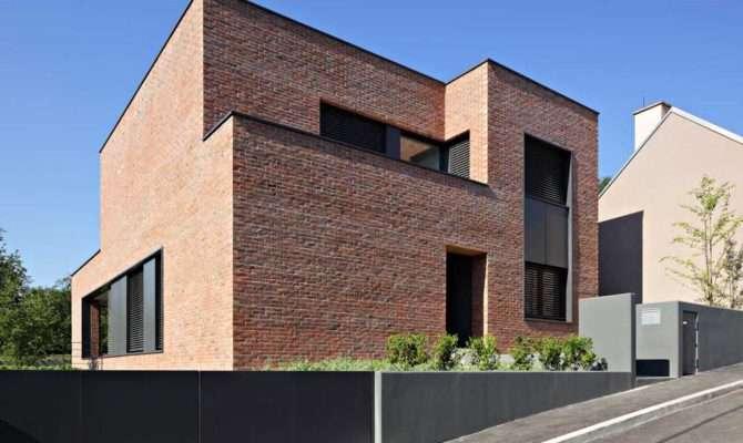 Brick Laminate Facade