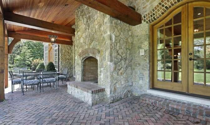 Brick Patio Design Ideas Designing Idea