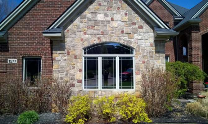 Brick Stone Facade Brixnstone Llc Bloomfield Michigan