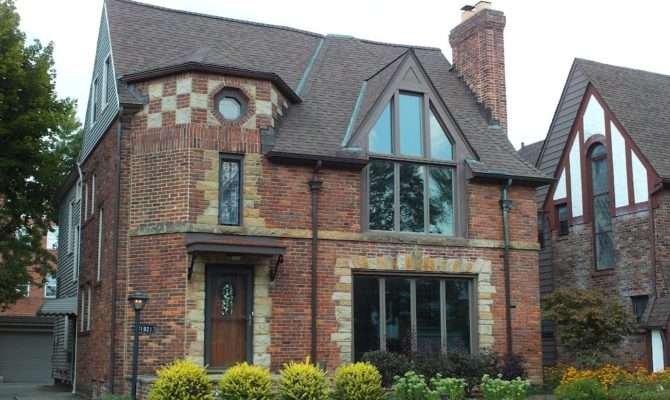 Brick Style Homes