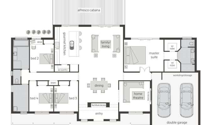 Brilliant Surprising Idea Australian House Design Floor