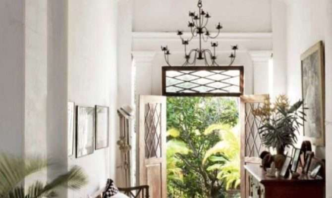 British French Colonial Style Rooms Rhapsody