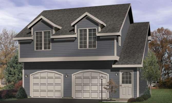 Brock Apartment Garage Plan House Plans More