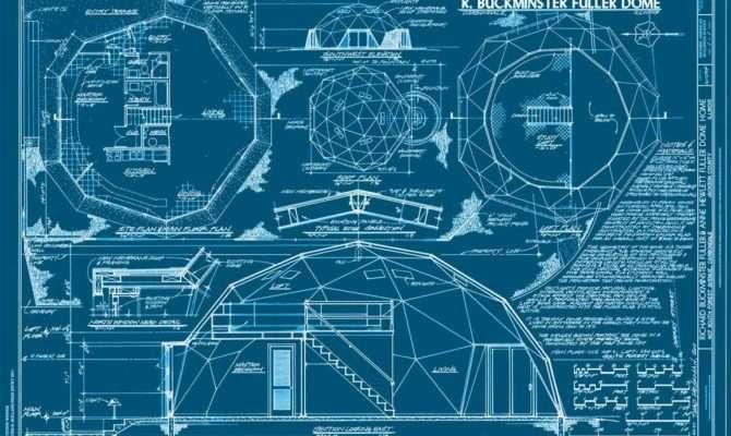 Buckminster Fuller Home Dome Sometimes Interesting