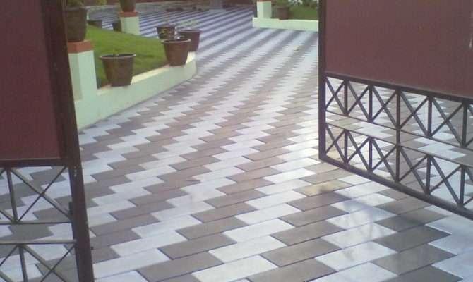 Build Building Exterior Tile Interlock