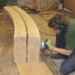 Build Curved Back Bench Plans Diy Pdf Wooden Clock Movement