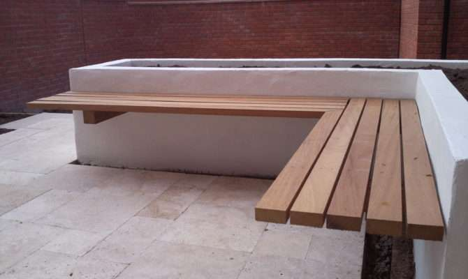 Build Floating Bench Construction Methods Required