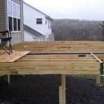 Build Freestanding Deck