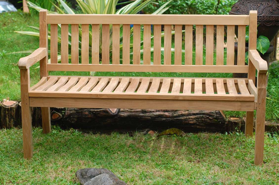 Build Garden Bench Plans Outdoor