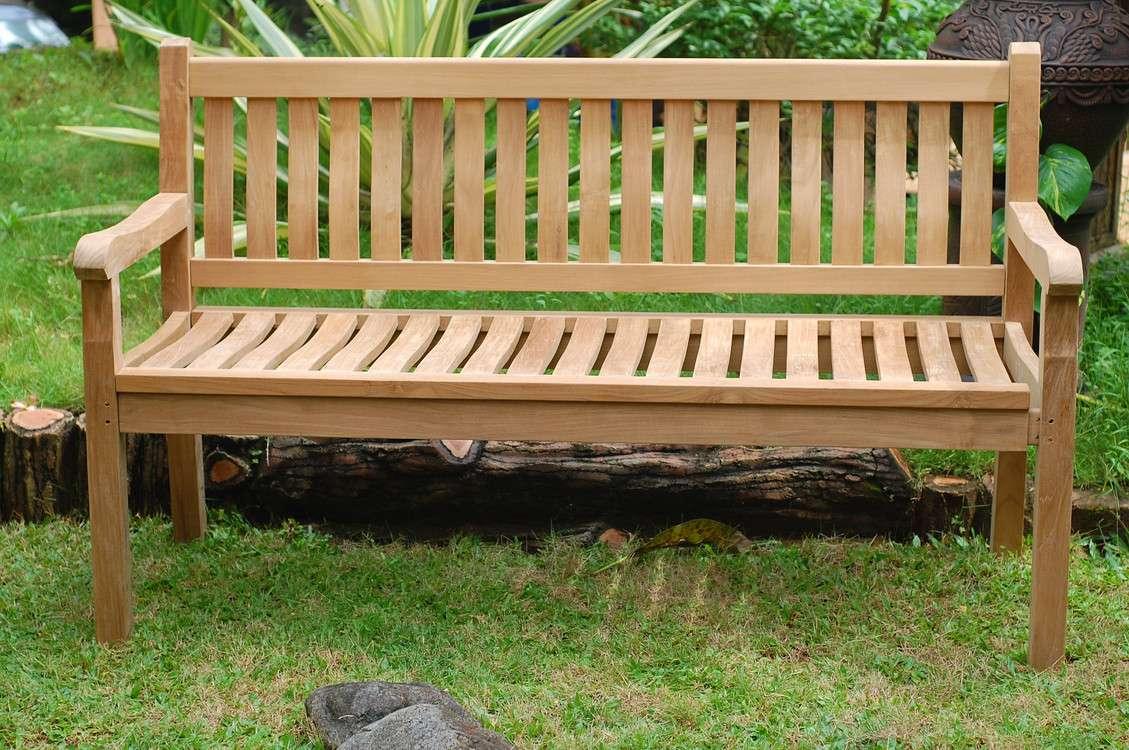 Build Garden Bench Plans Outdoor