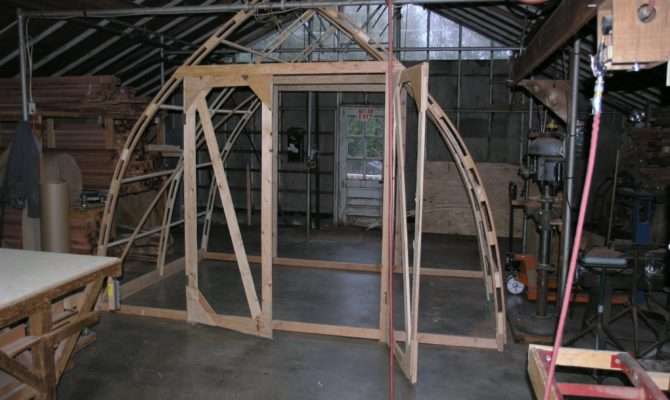 Build Gothic Arch Greenhouse Less Than Youtube