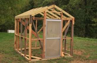 Build Greenhouse Plans