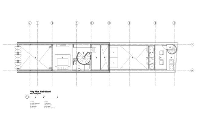 Build Incredible Minimalist House Narrow Plot Singapore