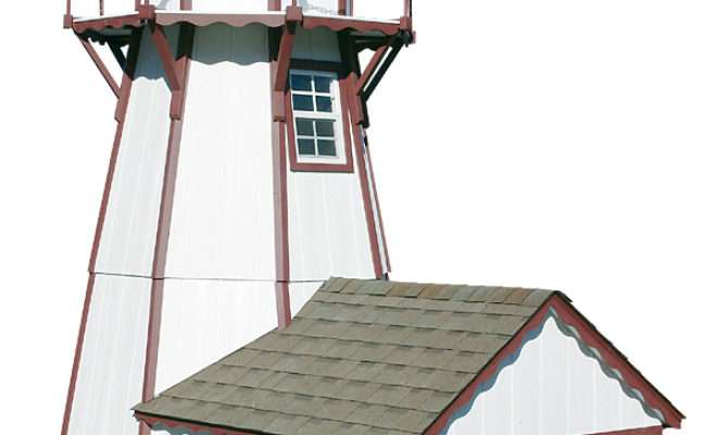 Build Lighthouse Playhouse Plans Pdf