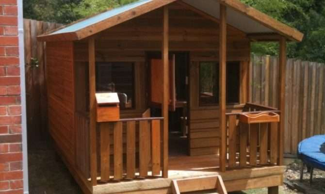 Build Simple Wooden House Ideas Inspirations