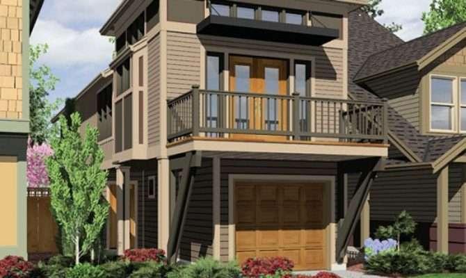 Build Small House Very Narrow Lot Virginia Joy