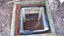Build Your Own Outhouse Kit Plans Diy Goat Stand