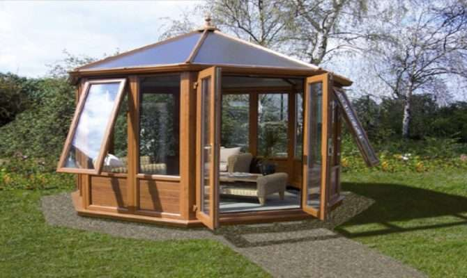 Build Your Own Sunroom Standing Conservatories