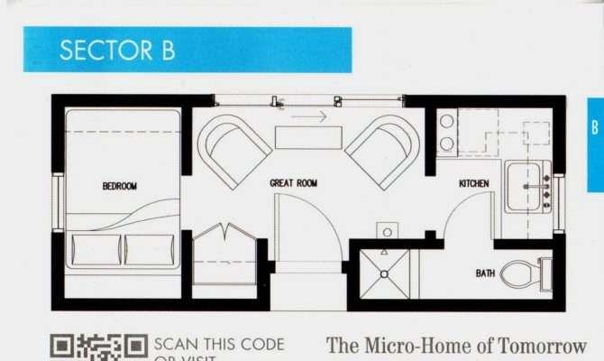 Building Bits Pieces Micro Home Future