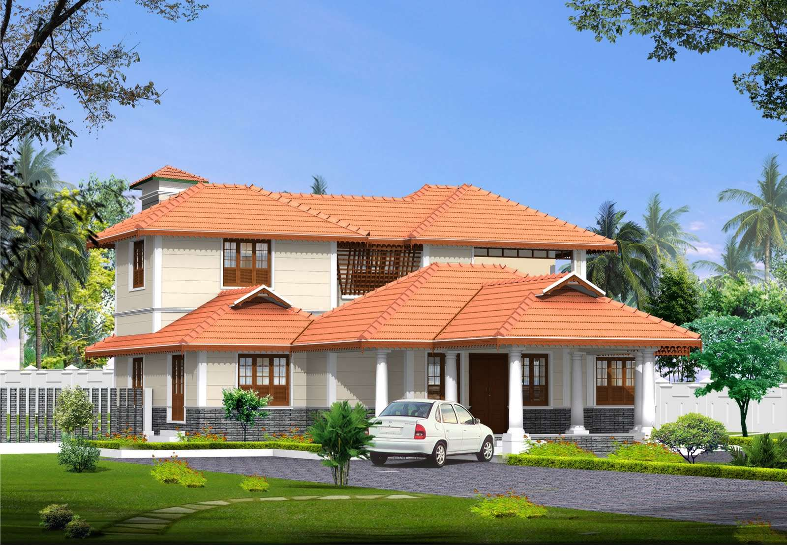 Building Construction Sqft Floor Plan Dview Bhk Home