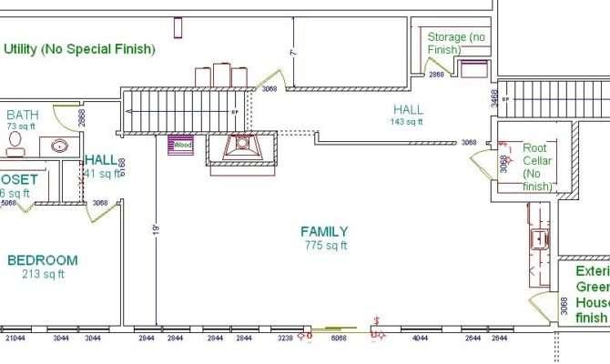 Building Eco Home Floor Plans Part
